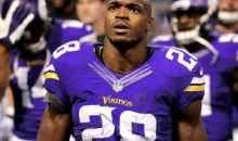 Adrian Peterson Nike Deal Suspended Following Team Suspension