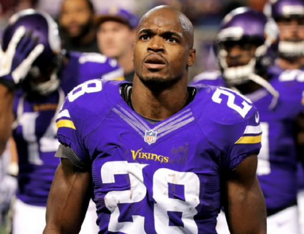 Adrian Peterson Nike