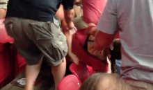 Arizona Cardinals Brawl Sends Warring Parties Down Stadium Stairs (Video)