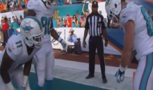 Brian Hartline Golfing TD Celebration Is So Dorky It's Cool (Video)