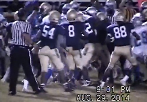 HS Football Game Canceled Due To Fight