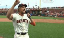 Hunter Pence Speech Will Inspire You Enough to Make You a Giants Fan (Video)