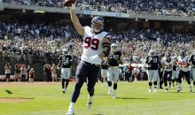 J.J. Watt Touchdown Reception Fuels Texans Victory? Sure, Why Not (Video)