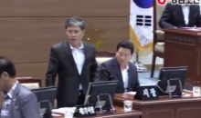 Korean Mayor Gets Hit with an Egg after Moving Baseball Stadium (Video)