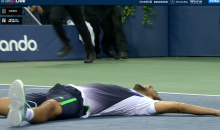 Marin Cilic Looked Pretty, Ahem…Excited to Win the US Open (Pic)