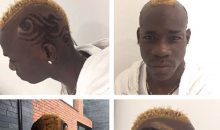 This New Mario Balotelli Haircut is Crazy Even by Balotelli Standards (Pic)