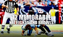 12 Memorable NFL Fights and Brawls