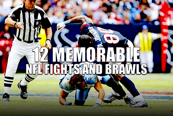 NFL fights and brawls