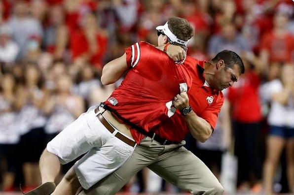 Ohio State strength coach