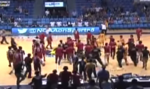 Philippines Basketball Game Gets Ugly with Huge Brawl (Video)