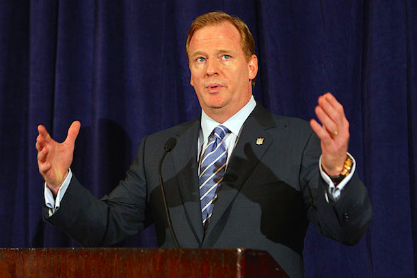 Roger Goodell ray rice video controversy