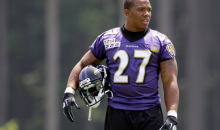 Exchange Your Ray Rice Jersey for Any Another Raven's Jersey