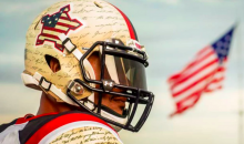 Maryland Terrapins Uniforms will Feature The Star-Spangled Banner Lyrics (Video)