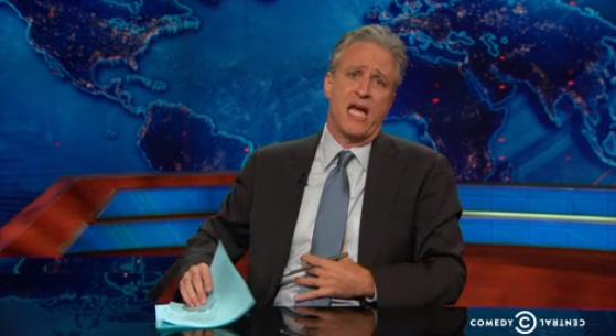 Jon Stewart rant