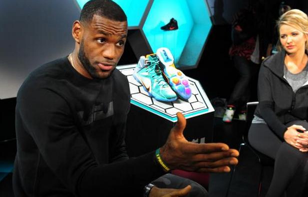 The LeBron James Hairline, Like His Career, Is Enjoying a Renaissance