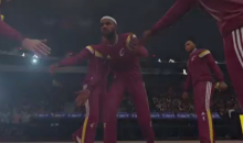 The New NBA 2K Introductions, Brought to Us by LeBron James (Video)