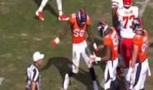 The Von Miller Elvis Dance Makes It Hard Not to Root for Him (Video)