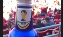 The Washington Redskins Are Selling Old, Skunky Beer to Their Fans (Pic and Tweet))