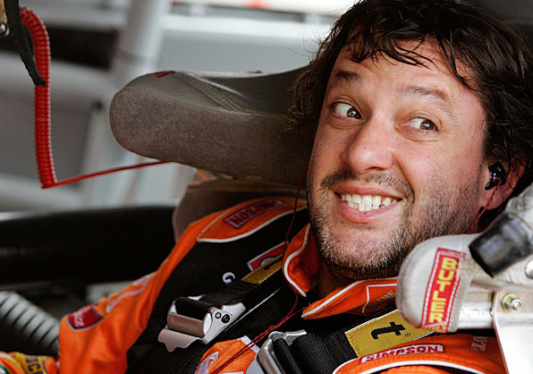 Tony Stewart Enhanced Video Handed to Authorities for Investigation