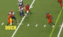 Epic Block: UTSA Player Josiah Monroe Absolutely Destroys Arizona Defender (GIF)