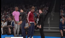 Want Pharrell with His Dumb Hat in NBA 2K15? You Got It (Video)