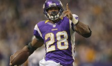 Adrian Peterson Predicts He'll Score on His First Carry of the Season…Again