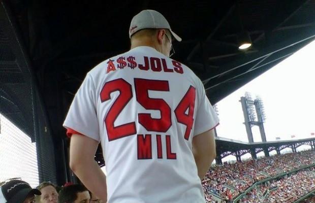 a$$holes 254 million cardinals jersey - best customized fan jerseys