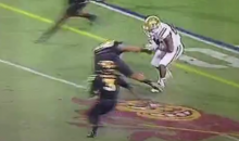 Arizona State Tackling Fail Leads to Easy 80-Yard Touchdown for UCLA (Videos)