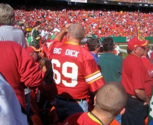 big dick 69 chiefs - best customized fan jerseys