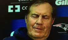 "Bill Belichick Ignores Reporter Who Asks Whether QB Position Would Be ""Evaluated"" (Video)"