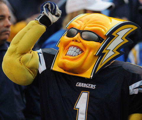 The 10 Creepiest And Weird Nfl Mascots Of All Time Total