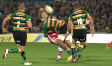 Just Watching this Bone-Crushing Rugby Hit Will Put Hair on Your Chest (Video)