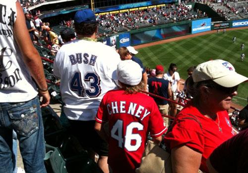 bush cheney - best customized fan jerseys