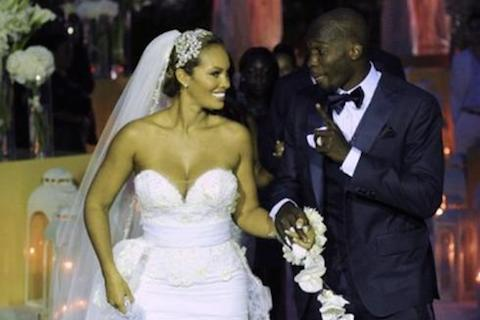 chad johnson and evelyn lozada wedding - athletes who beat their wives domestic violence
