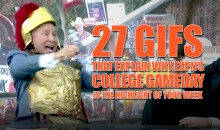 27 GIFs That Explain Why ESPN's College GameDay Is the Highlight of Your Week