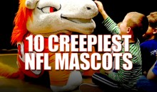 The 10 Creepiest and Weird NFL Mascots Of ALL Time