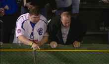 Cubs Fan Catches Home Run Ball But Loses Wedding Ring in the Outfield (Video)