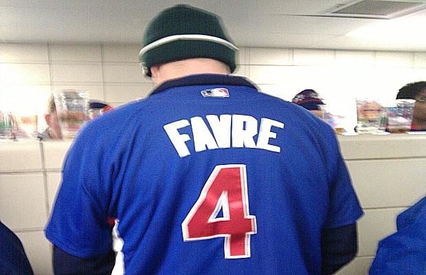 cubs favre jersey - best customized fan jerseys