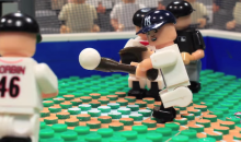 Derek Jeter Career Highlights Recreated in Legos? Sure, Why Not (Video)