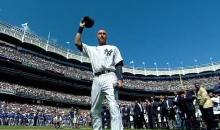 Yesterday Was Derek Jeter Day at Yankee Stadium, and It Was Ridiculous (Video)