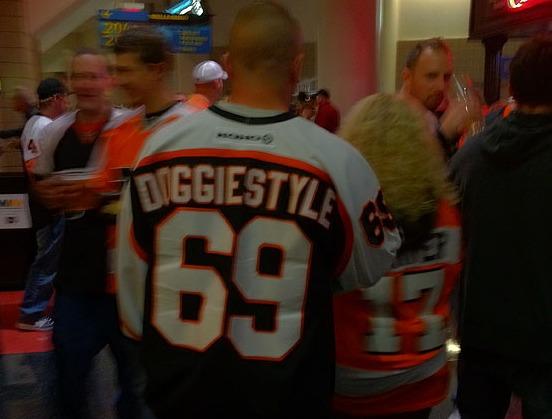 doggiestyle 69 flyers jersey - best customized fan jerseys