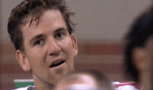 #Manningface: Exasperated Eli Manning Asks WTF After Interception (GIFs)