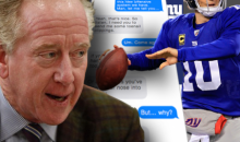 Mock Eli Manning Text Convo Has Archie Manning Questioning His Son's Genetics in