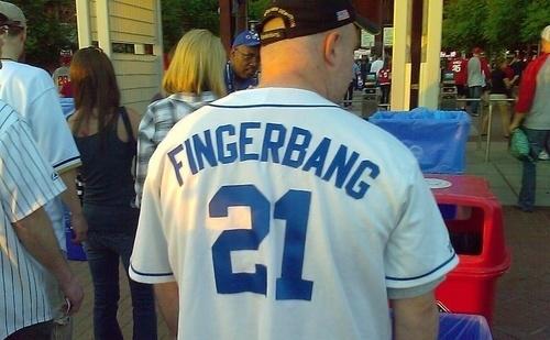 fingerbang 21 - best customized fan jerseys