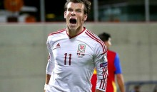 Brilliant Gareth Bale Free Kick Saves the Day for Wales in Euro Qualification (Video)