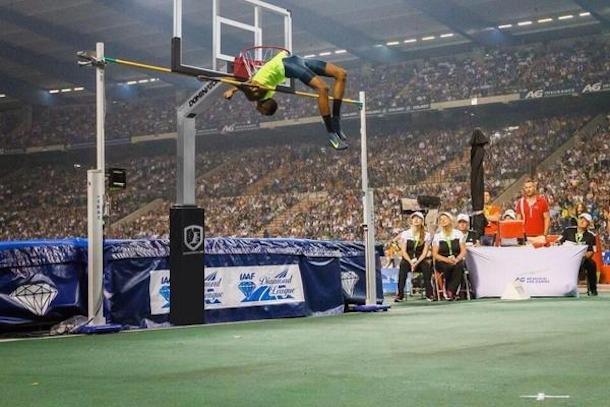 high jump photoshop