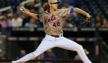 Mets Phenom Jacob deGrom Ties MLB Record for Most Strikeouts to Start a Game (Video)