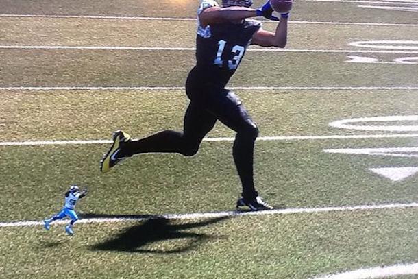 madden glitch tiny linebacker