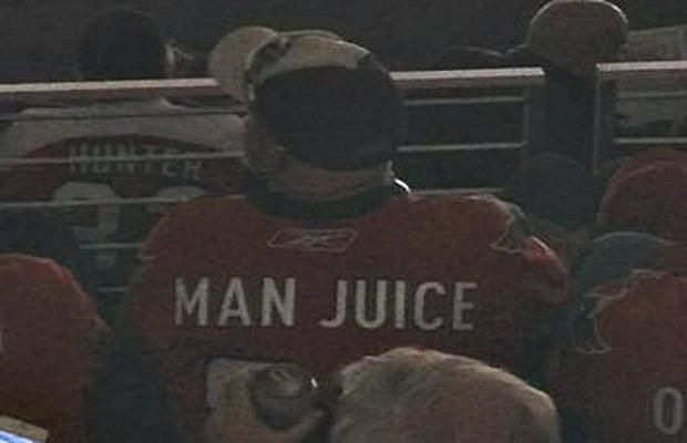 man juice - best customized fan jerseys