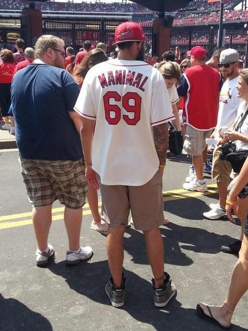 manimal 69 cardinals jersey